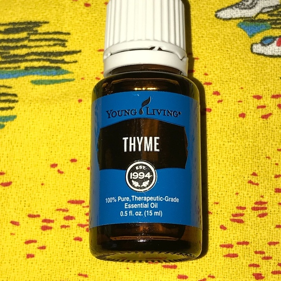 Young Living Thyme 15 ml Unopened